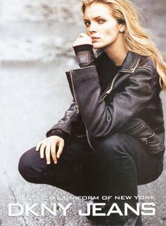 DKNY Jeans 1998 - Esther Cañadas