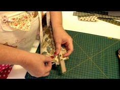 De Pedacinhos Patchwork - Estojo escolar 1 - YouTube