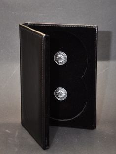 DVD cases made of Genuine leather. I take custom orders for leather photo albums and journals and ship world wide!!!  http:www.mandragos.blogspot.ro