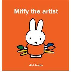 miffy art books