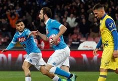 Sarri delighted with Napoli character