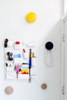 åpent hus: Kreativ med knagger / rapsody of Dots