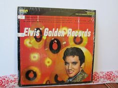 Elvis Golden Records 1976 LSP 1707 e by Kissiana on Etsy $22.00