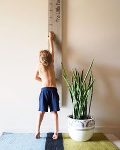 Dream Big & family name Wooden Height Chart, Big Family, Dream Big, Charts, All Things, Australia, Graphics, Graph Of A Function