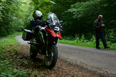 Back road near the France/Luxembourg border #R1200GS