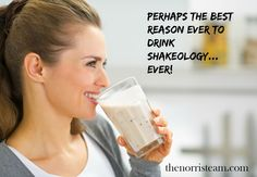 Drink Shakeology