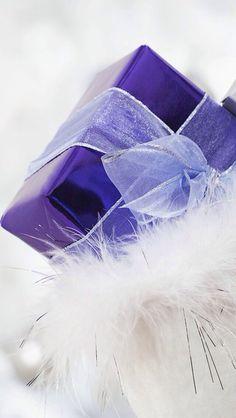 Purple furry present. | | ♫ ♥ X ღɱɧღ ❤ ~ ♫ ♥ X ღɱɧღ ❤ ♫ ♥ X ღɱɧღ ❤ ~ Sun 21st Dec 2014