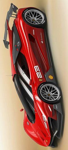 Ferrari Xezri Competizione Concept