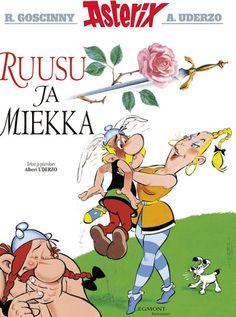 Asterix - Ruusu ja miekka