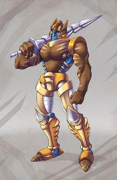 Dinobot: Beast Wars Transformers by ZeroMayhem