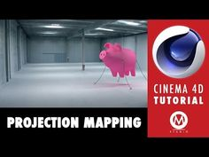 ▶ Cinema 4D Tutorial: Learn Projection Mapping in 7 minutes - YouTube