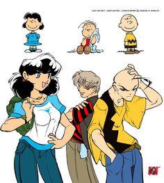 Charlie Brown Anime