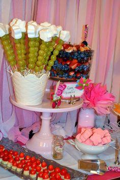 Artsy Fartsy Shopaholic: Fairy Flamingo Birthday Party: Footloose and Fancy Free, Caroline is turning Three!