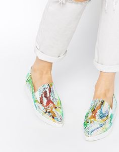 MIX IT UP Flat Shoes