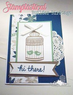 Hi There! Builder Birdcage
