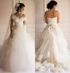 Svadobná róba Yasmine Yeya Couture - KAMzaKRÁSOU.sk #kamzakrasou #krasa #love #holiday #wedding #dress #weddingdress #weddingday #weddingdecoration #weddingcelebration
