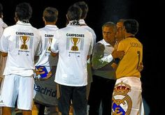 El Madrid celebra la Liga con el dolor de la Champions