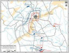 Battle of Jonesboro - Atlanta Campaign - Civil War - William Sherman