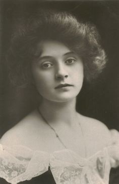Billie Burke, 1900s