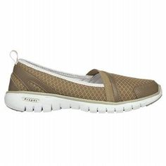 Propet Women's Travellite Narrow/Medium/Wide Slip On Shoes (Taupe) - 10.0 2A