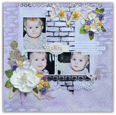 Bente Fagerberg for Papirdesign and Scrap for Help May, Scrapbook Pages, Heaven, Challenges, Paper, Frame, Inspiration, Layouts, Biblical Inspiration
