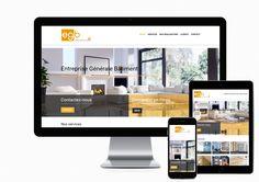 Création du nouveau site Internet EGB #Quimper pour la rénovation de bâtiments dans le Finistère en Bretagne http://www.air-media29.com/travaux-renovation-finistere.html