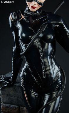 Batmans Rückkehr: Catwoman, Statue / Premium Format Figur ... https://spaceart.de/produkte/bm037.php