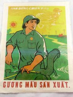 Viet Cong Vietnam War Propra