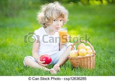 Stock Photo - Child drinking apple juice - stock image, images, royalty free photo, stock photos, stock photograph, stock photographs, picture, pictures, graphic, graphics