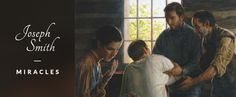 Chapter The Spiritual Gifts of Healing, Tongues, Prophecy, and Discerning of Spirits Youth Sunday School Lessons, Lds Church, Church Ideas, Chapter 33, Whole Image, Joseph Smith, School Programs, Spiritual Gifts, Spirituality