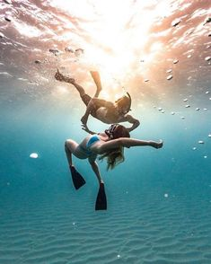 5 New Ideas For Your Pre Wedding Shoot That Are Not Cliché!   WedMeGood Beaux Couples, Fit Couples, Fishing Photography, Underwater Photography, Destinations, Kayak Fishing, Spear Fishing, Fishing Tips, Koh Tao