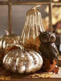 Inspiration Lane, potterybarn: A touch of fall elegance