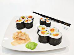 Domowe Sushi maki w różnych odsłonach