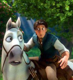 Tangled shared by Ꭼ! Walt Disney, Disney Au, Disney Princes, Disney Love, Disney Magic, Disney Pixar, Disney Characters, Rapunzel Story, Tangled Rapunzel