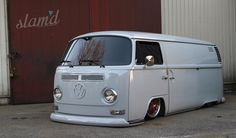 Inside The Build: Silver Rest Japan's 1972 VW Type 2 - Slam'd Mag