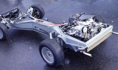 1977 DeLorean DMC-12 Prototype - Photo Gallery