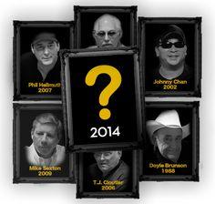 Hace un par de días se dieron a conocer los diez candidatos a entrar en el Poker Hall of Fame en 2014 . Las encuestas del curso y la clasificación siempre se prestan a la interpretación, es inevita...http://www.allinlatampoker.com/los-7-excluidos-del-poker-hall-of-fame-en-2014/