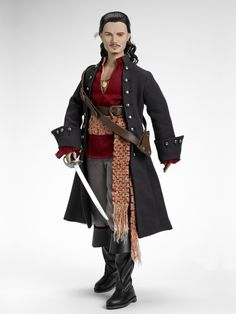 Will Turner - Pirates of the Caribbean™ Collection - Tonner Doll Company