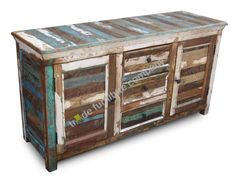 Reclaimed Furniture Large Sideboard
