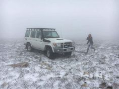 "Snow Report SA on Twitter: ""Snow on Matroosberg W, Cape yesterday. ❄ https://t.co/9n993zvHiq"""