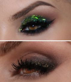 lápis para olhos Eye of Horus nas cores Black e Dark Olive http://claudiaguillen.inbloodesign.com/