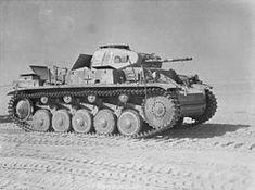 A Afrika Korps Panzer 2