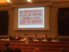 Cosa resta della Croce Rossa Italiana?