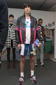 House of Holland Menswear Spring Summer 2016 London - NOWFASHION