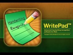 Best apps video reviews: Write Pad