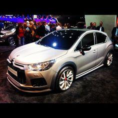 Najlepsze zdjęcia zrobione na stoisku Citroën'a podczas przy pomocy aplikacji Instagram / Paris Motor Show 2012