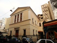 The unknown stories of known buildings in Athens – Food and Travel Athens Food, Greece Travel, Buildings, Traveling, Street View, Viajes, Greece Destinations, Travel, Tourism
