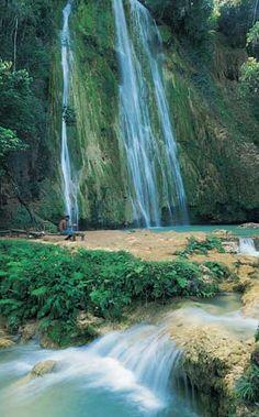 Cascada El Limón, Samaná (República Dominicana)