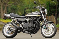 The ultimate Kawasaki Z1? This resto-mod from Japanese masters AC Sanctuary is even more enticing than the original.