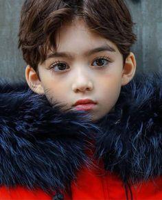 Cute Little Boys, Little Babies, Cute Boys, Cute Asian Babies, Cute Babies, Beautiful Eyelashes, Ulzzang Kids, Boy Models, Cute Baby Pictures
